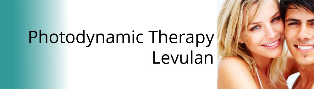 Photodynamic Therapy Levulan.