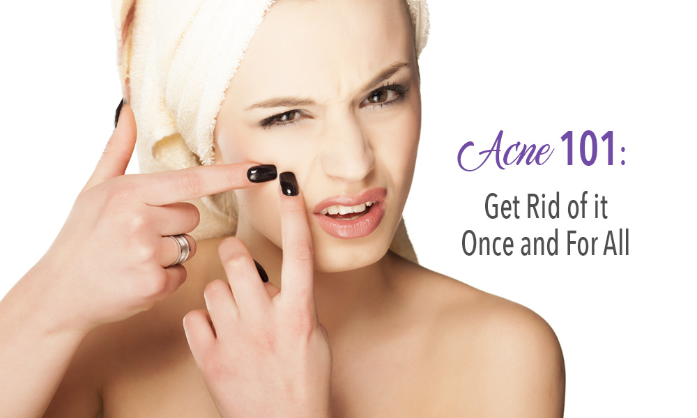 How to get rid of acne scars on face. Dr. Patricia Teal Cosmetic Laser Clinic Niagara & Fort Erie