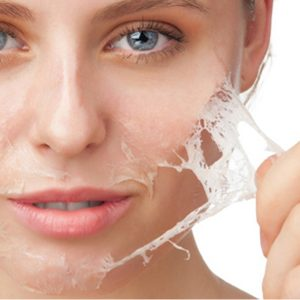 Get fresh, healthy skin with a glycolic peel.