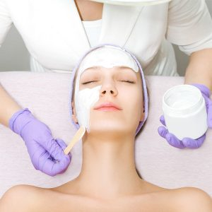 Glycolic peels help you get smooth, fresh skin.