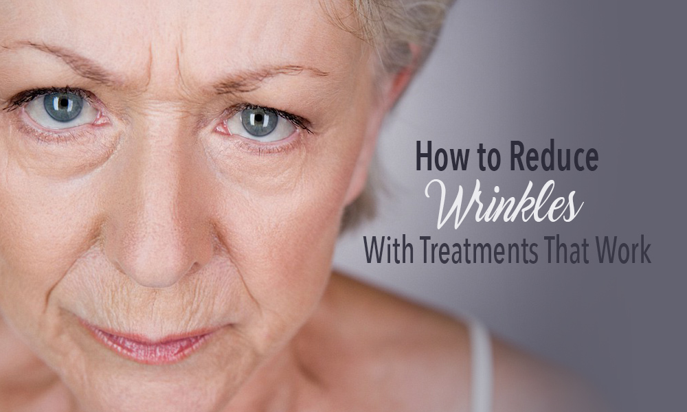 Best way to get rid of wrinkles in Niagara.